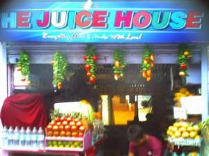 ジュースハウス